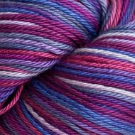 Cascade Iris Mix Ultra Pima Paints Yarn (3 - Light)