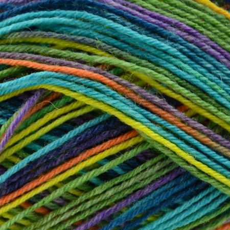 Opal Bookworm Handwork & Hobby 3 Yarn (1 - Super Fine)