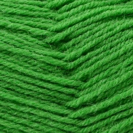 Opal Grass Green Solid Sock Yarn (1 - Super Fine)