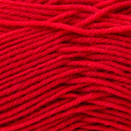 Opal Red Solid Sock Yarn (1 - Super Fine)
