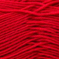 Opal Red Solid Sock Yarn (1 - Super Fine)