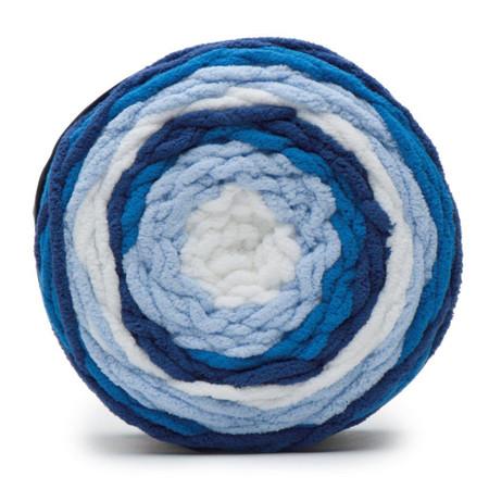 Bernat Clear Sky Blanket Stripes Yarn (6 - Super Bulky)
