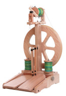 Kiwi Spinning Wheel 3 by Ashford