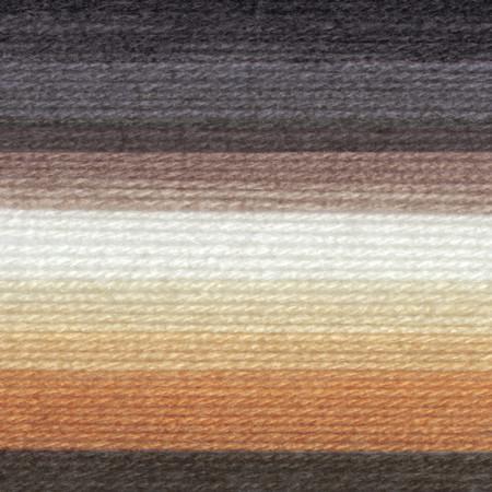 Lion Brand Brownie Mandala Yarn (3 - Light)