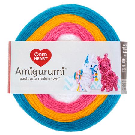 Red Heart Llama Amigurumi Yarn (1 - Super Fine)