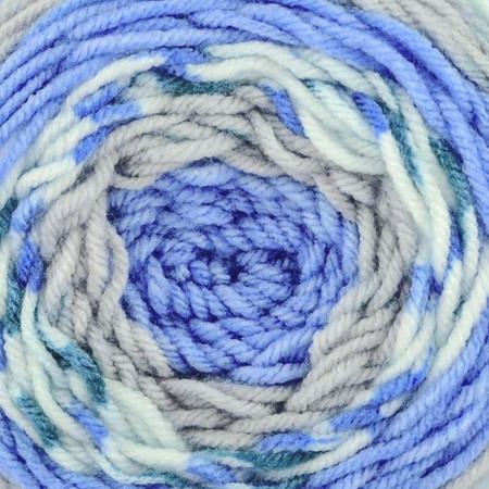 Premier Yarn Periwinkle Sprinkles Sweet Roll Sprinkles Yarn (4 - Medium)
