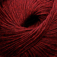 Cascade Red Wine Heather 220 Superwash Yarn (4 - Medium)