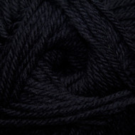 Cascade Black 220 Superwash Merino Wool Yarn (3 - Light)