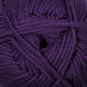 Cascade Blackberry Wine 220 Superwash Merino Wool Yarn (4 - Medium)