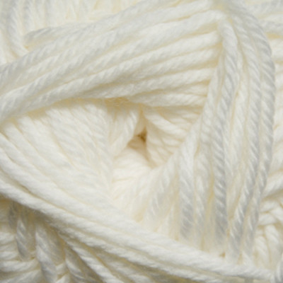 Cascade White 220 Superwash Merino Wool Yarn (4 - Medium)