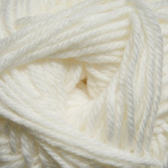 Cascade White 220 Superwash Merino Wool Yarn (3 - Light)