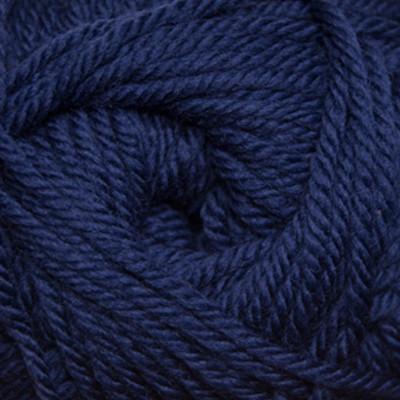 Cascade Navy 220 Superwash Merino Wool Yarn (4 - Medium)