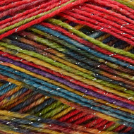 Opal Flash Glitter Yarn (1 - Super Fine)