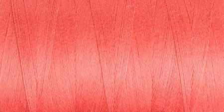 Ashford Coral Red 10/2 Weaving Cotton Yarn