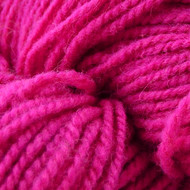 Briggs & Little Magenta Tuffy Yarn (4 - Medium)