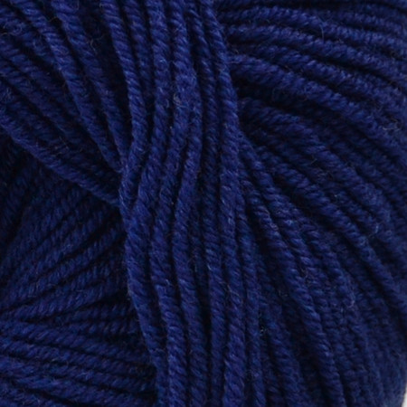 Drops Navy Blue Baby Merino Yarn (2 - Fine)