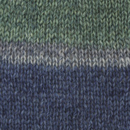 Patons Green Striped Ragg Kroy Socks Yarn (1 - Super Fine), Free Shipping at Yarn Canada