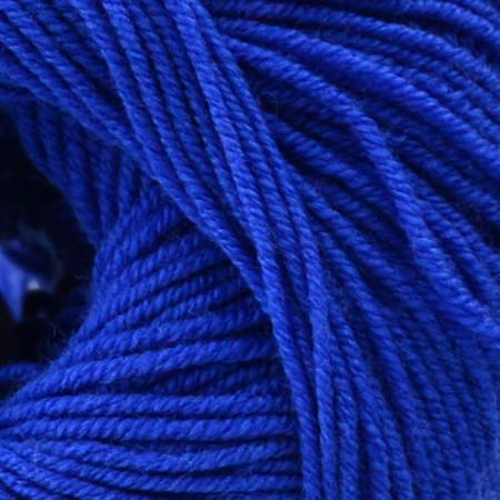 Drops Electric Blue Baby Merino Yarn (2 - Fine)