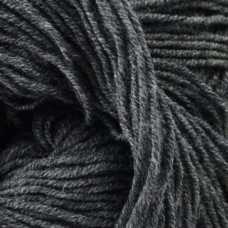 Drops Dark Grey Baby Merino Yarn (2 - Fine)
