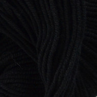 Drops Black Baby Merino Yarn (2 - Fine)