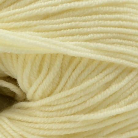 Drops Off White Baby Merino Yarn (2 - Fine)