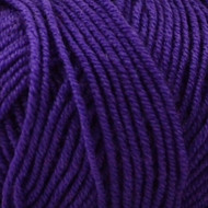 Drops Dark Purple Baby Merino Yarn (2 - Fine)