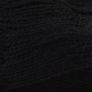 Drops Black Alpaca Yarn (2 - Fine)