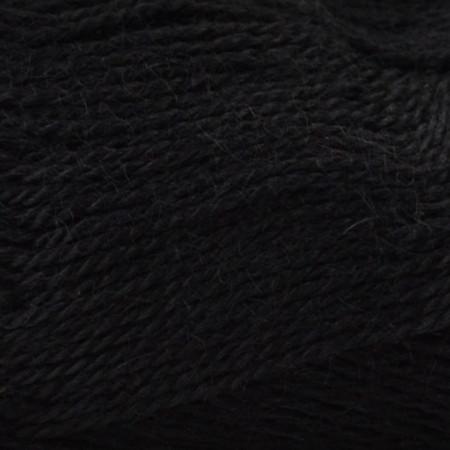 Drops Black Alpaca Yarn (2 - Fine)