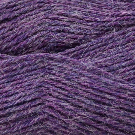 Drops Purple / Violet Alpaca Yarn (2 - Fine)