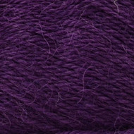 Drops Dark Purple Alpaca Yarn (2 - Fine)