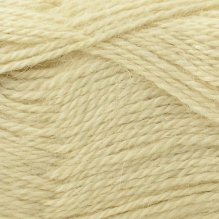 Drops Off White Alpaca Yarn (2 - Fine)
