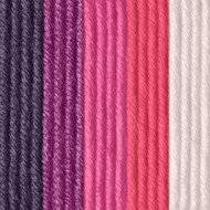 Caron Fuchsia Plume X Pantone Yarn (5 - Bulky)