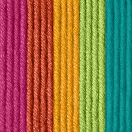 Caron Lollypop Whirl X Pantone Yarn (5 - Bulky)