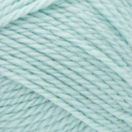 Patons Misty Green Classic Wool Worsted Yarn (4 - Medium)