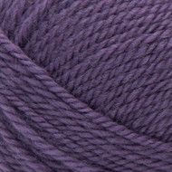 Patons Gray Plum Classic Wool Worsted Yarn (4 - Medium)