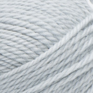 Patons Cool Gray Classic Wool Worsted Yarn (4 - Medium)