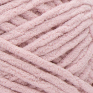 Bernat Tan Pink Blanket Yarn - Big Ball (6 - Super Bulky)