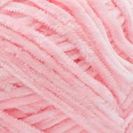 Bernat Ever After Pink Baby Velvet Yarn (4 - Medium)