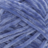 Bernat Wandering Blue Baby Velvet Yarn (4 - Medium)
