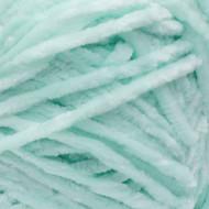 Bernat Bleached Aqua Baby Velvet Yarn (4 - Medium)