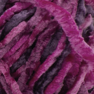 Bernat Bright Magenta Crushed Velvet Yarn (5 - Bulky)