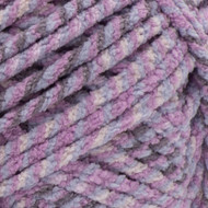 Bernat Purple Haze Blanket Twist Yarn (6 - Super Bulky)