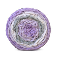 Bernat Cool Purple Ombre Blanket Ombre Yarn (6 - Super Bulky)