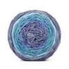 Bernat Shade Blue Ombre Blanket Ombre Yarn (6 - Super Bulky)