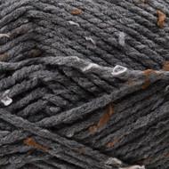 Bernat True Gray Softee Chunky Tweeds Yarn - Small Ball (6 - Super Bulky)