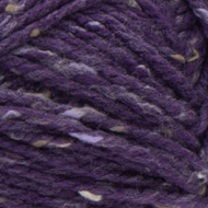 Bernat Hyacinth Softee Chunky Tweeds Yarn - Small Ball (6 - Super Bulky)