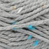 Bernat Soft Gray Softee Chunky Tweeds Yarn - Big Ball (6 - Super Bulky)