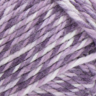 Bernat Ultra Violet Softee Chunky Twist Yarn - Small Ball (6 - Super Bulky)
