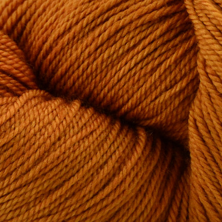 Sweet Georgia Yarn Ginger Tough Love Sock Yarn (1 - Super Fine)