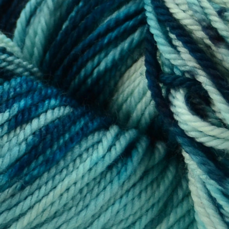 Sweet Georgia Yarn Windswept Tough Love Sock Yarn (1 - Super Fine)